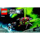 LEGO Space Swarmer Set 70700 Instructions