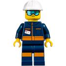 LEGO Space Technician Minifigure
