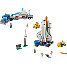 LEGO Spaceport and Jet Set 5004735