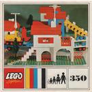 LEGO Spanish Villa Set 350-1 Instructions