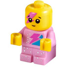 LEGO Sparkle Baby (Pink) Minifigure