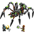 LEGO Sparratus' Spider Striker Set 70130