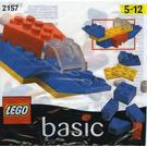 LEGO Speed Boat Set 2157