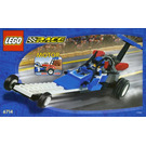 LEGO Speed Dragster Set 6714