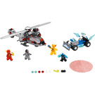 LEGO Speed Force Freeze Pursuit Set 76098