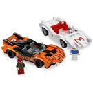 LEGO Speed Racer & Snake Oiler Set 8158