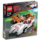 LEGO Speed Racer & Snake Oiler Set 8158 Packaging