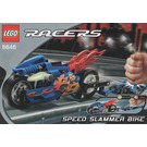 LEGO Speed Slammer Bike Set 8646