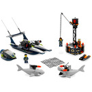 LEGO Speedboat Rescue Set 8633