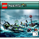 LEGO Speedboat Rescue Set 8633 Instructions