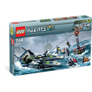 LEGO Speedboat Rescue Set 8633 Packaging
