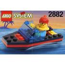 LEGO Speedboat Set 2882
