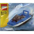 LEGO Speedboat Set 7610