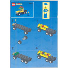 LEGO Speedway Transport Set 6432 Instructions