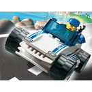 LEGO Speedy Police Car Set 4666