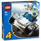LEGO Speedy Police Car Set 4666 Packaging