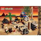 LEGO Sphinx Secret Surprise Set 5978 Instructions