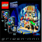 LEGO Spider-Man Action Pack Set 10075 Instructions