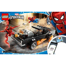 LEGO Spider-Man and Ghost Rider vs. Carnage Set 76173 Instructions