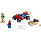 LEGO Spider-Man and Sandman Showdown Set 76172