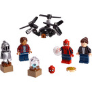 LEGO Spider-Man and the Museum Break-In Set 40343