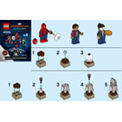 LEGO Spider-Man and the Museum Break-In Set 40343 Instructions