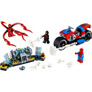 LEGO Spider-Man Bike Rescue Set 76113