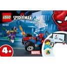 LEGO Spider-Man Car Chase Set 76133 Instructions