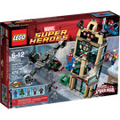 LEGO Spider-Man: Daily Bugle Showdown Set 76005 Packaging