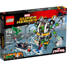 LEGO Spider-Man: Doc Ock's Tentacle Trap Set 76059 Packaging