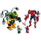 LEGO Spider-Man & Doctor Octopus Mech Battle Set 76198