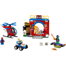 LEGO Spider-Man Hideout Set 10687