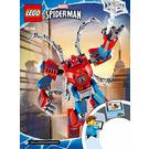 LEGO Spider-Man Mech Set 76146 Instructions
