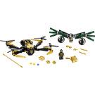 LEGO Spider-Man's Drone Duel Set 76195
