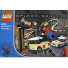 LEGO Spider-Man's first chase Set 4850