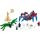 LEGO Spider-Man's Spider Crawler  Set 76114