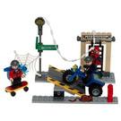 LEGO Spider-Man's Street Chase Set 4853