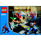 LEGO Spider-Man's Street Chase Set 4853 Instructions