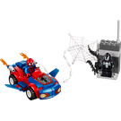 LEGO Spider-Man: Spider-Car Pursuit Set 10665
