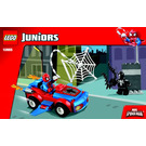 LEGO Spider-Man: Spider-Car Pursuit Set 10665 Instructions