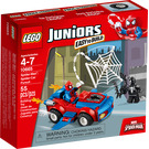 LEGO Spider-Man: Spider-Car Pursuit Set 10665 Packaging