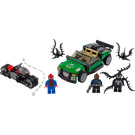 LEGO Spider-Man: Spider-Cycle Chase Set 76004