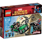 LEGO Spider-Man: Spider-Cycle Chase Set 76004 Packaging