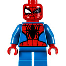 LEGO Spider-Man (Squinting) Minifigure