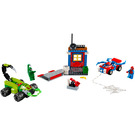 LEGO Spider-Man vs. Scorpion Street Showdown Set 10754