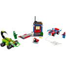 LEGO Spider-Man vs. Scorpion Street Showdown Set 10754