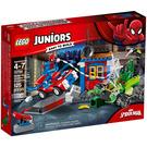 LEGO Spider-Man vs. Scorpion Street Showdown Set 10754 Packaging
