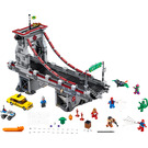 LEGO Spider-Man: Web Warriors Ultimate Bridge Battle Set 76057
