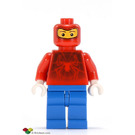 LEGO Spider-Man with Balaclava Minifigure