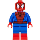 LEGO Spider-Man with red boots Minifigure